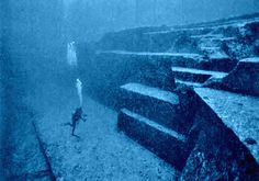 This Pyramid remained under water for about 20,000 years before being discovered near Portugal!