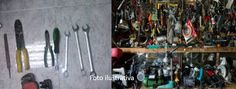Recuperan Municipales herramientas y artículos robados en tianguis del Centro | El Puntero