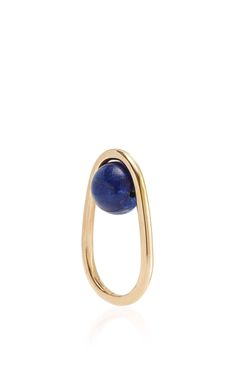 Lapis Franz Ring by Uribe for Preorder on Moda Operandi