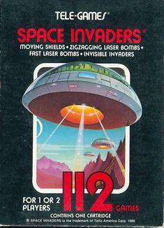 Atari: Tele-Games Space Invaders