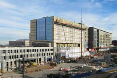 Prefab Saves Millions in Hospital Construction Costs - While more expensive than their conventional counterparts, prefab units can achieve huge savings in construction costs by cutting down on work schedules.
