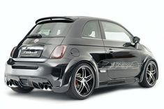 Fiat Abarth : Cute, but nasty....K