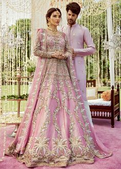 Mar 2020 - Color: Pink Includes: Lengha , Duppata , Lining Net lehnga and tissue liningOrganza dupatta Pakistani Wedding Outfits, Pakistani Bridal Dresses, Pakistani Wedding Dresses, Bridal Outfits, Indian Dresses, Indian Wedding Gowns, Pakistani Clothing, Wedding Mandap, Wedding Stage