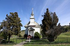 old st mary's nicasio - Google Search