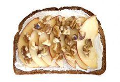 Apple Walnut Toast
