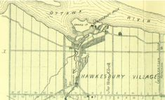 East and West Hawkesbury Townships, Ontario, Canada, History and Genealogy, Including the Town of Hawkesbury and Vankleek Hill and the Carillon Dam and Canal Genealogy, Ontario, Canada, History, House, Historia, Home, Homes, Houses