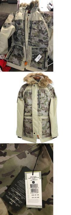 Snowsuits 62178: Nwt Burton 2016 Man S Ski Snowboarding Jacket Size Xl -> BUY IT NOW ONLY: $150 on eBay!