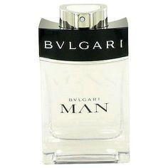 Bvlgari Man by Bvlgari - Eau De Toilette Spray (Tester) 3.4 oz DB