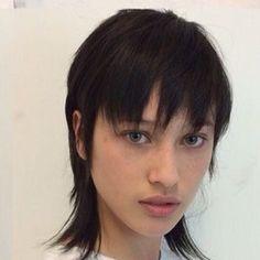 Image result for modern mullet haircut com women