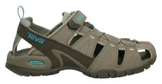 Teva Women Dozer III Hiking Sandals in Walnut  The popular Dozer has been completely revamped and the result is a hybrid shoe that's better than ever. The Dozer III is still the go-anywhere do-anything hybrid that its predecessor was it's just in an even more streamlined and athletic-looking package.