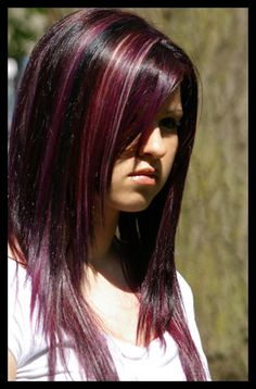 Awesome color. My hair WILL look like this