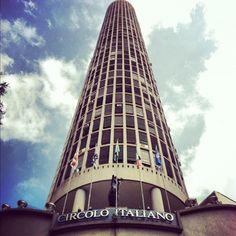 Edfício Itália, Av. Ipiranga, centro de SP,Brazil