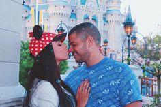 Where the dreams come true 🙏🏻 aquela que começa a falar inglês kkkkk te amo ❤️ 📸 foto linda tirada pela outra linda @thamireslimaphoto que… Couple Goals, Orlando, Photo And Video, Couples, Instagram, Disney, Romance, Photography Couples, Married Couple Photos