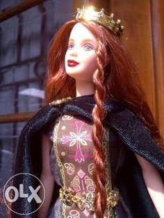 Barbie princess of Ireland ori Mattel - Bandung Kota - Perlengkapan Bayi & Anak