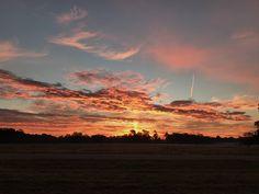 East Texas sunrise.