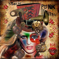 Steam Punk Beauty