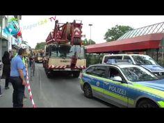 """[Polizei begleitet Bergungsteam] """"Baumann"""" rückt an [ER]"""