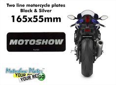 http://www.motoshowplates.com/platebuilder?size=black-and-silver-165x55mm