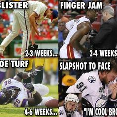Life in sports