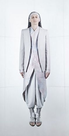 Visions of the Future: Inaisce, S/S 2013
