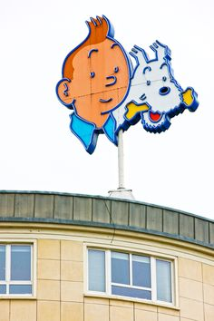 Discover one of the most popular European comics ever and his imprint on Brussels. Discover Tintin in Brussels