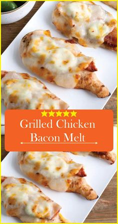 Grilled Chicken Bacon Melt Grilled Chicken Bàcon Melt with Jàlàpeno Prep Time 10 mins Cook Time 15 mins Totàl Time 25 mins . Minced Chicken Recipes, Ground Chicken Recipes, Shredded Chicken Recipes, Chicken Bacon, Easy Chicken Recipes, Chicken Dishes For Kids, Chicken Cutlet Recipes, Keto Chicken, Bacon Recipes