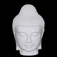 Benzara Splendid Buddha Head - BRU-70363