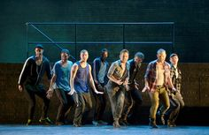 West Side Story / Phpto Credit: Bettina Stöß / #Staatstheatersaarland