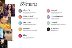 Fashionista PowerPoint Presentation ~ Presentation Templates on Creative Market