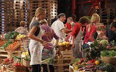 La spesa è un momento fondamentale Cooking Competition, Talent Show, Italia, Cook Off