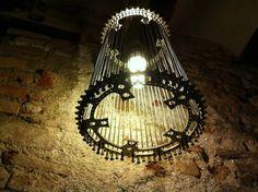 Lamps / Lamparas Made by El Ciclo