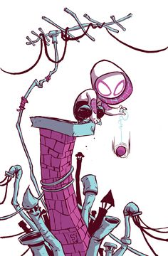 DR. STRANGE Ongoing Confirmed, SPIDER-GWEN Gets SKOTTIE YOUNG Variant   Newsarama.com