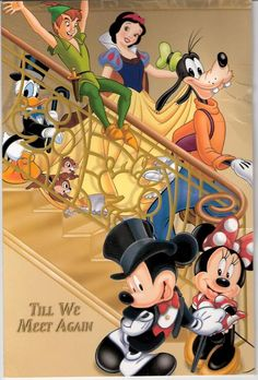 Disney características Ohh thats cute! Walt Disney, Disney Magic, Disney Art, Disney Pixar, Disney Characters, Disney Cruise, Disney And More, Disney Love, Disney Dream