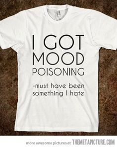 Mood poisoning…$24.99