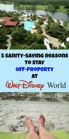 Think staying on-property at Disney World is the only way to go? Think again! Find out all the benefits of off-property condos and resort residences that you may never have considered for your next family vacation!