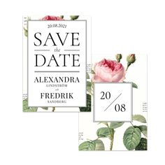 Skär ros – Save The Date Save The Date, Place Cards, Dating, Place Card Holders, Paper, Products, Quotes