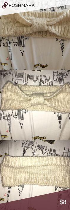 Headband Sweater knitted headband/wrap Accessories Hair Accessories