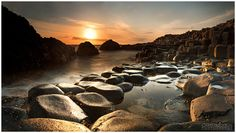 Photo The Giants Causeway by Chris Ibbotson on 500px