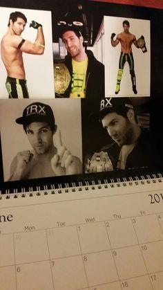 My angelico calendar