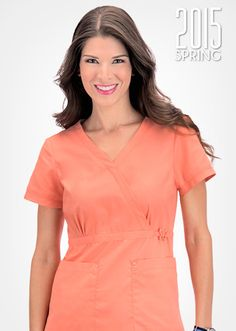288 Amy Top: 87 (Sweet Coral)