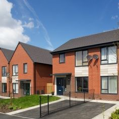 A range of Catnic lintels have been used by Seddon in three separate social housing schemes across Bolton. Construction News, Social Housing, Separate, Range, Architecture, Building, Outdoor Decor, Home, Arquitetura