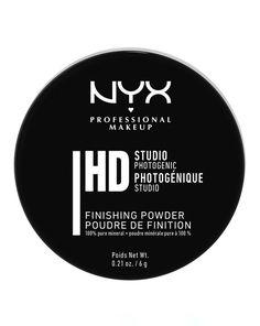 Studio Finishing Powder - Translucent Finish by NYX Professional Makeup | @giftryapp