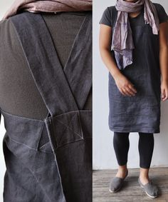 bookhou at home...creative apron...just needs pockets
