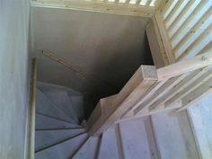 Double Winder Loft Conversion Staircase
