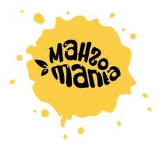 Food Logo Design, Pop Design, Logo Food, Typography Logo, Logo Branding, Branding Design, Logo Design Inspiration, Typography Inspiration, Mango Logo