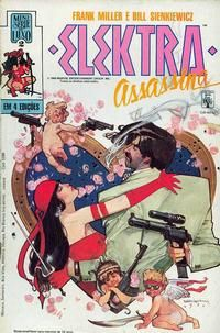 Cover Thumbnail for Elektra Assassina (Editora Abril, 1986 series) #2