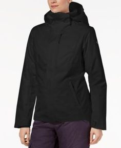 9417b429aa The North Face Lightweight Insulated Ski Jacket - Black XL Black Ski Jacket