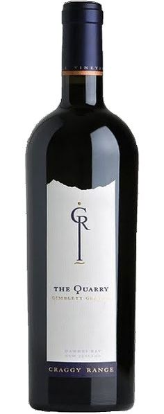 """2004 Craggy Range """"The Quarry"""" Bordeaux Blend, Hawkes Bay, New Zealand. Started by Terry Peabody, an international businessman, and Steve Smith, an extremely accomplished viticulturalist, Craggy Range Winery has been built in a fashion that few could afford, but to which any ambitious winemaker would aspire. Peabody and Smith sought out (and sometimes waited patiently for) only the best vineyard parcels in most of New Zealand's wine regions with the goal of making... READ MORE"""