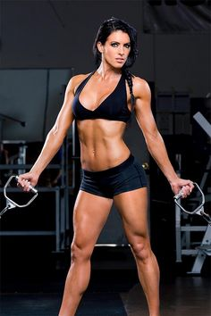 Some of the best womens fitness motivation you will ever get....Amanda Latona