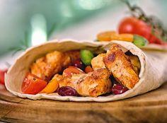 Tacos con pollo eli kanatacot, resepti – Ruoka.fi